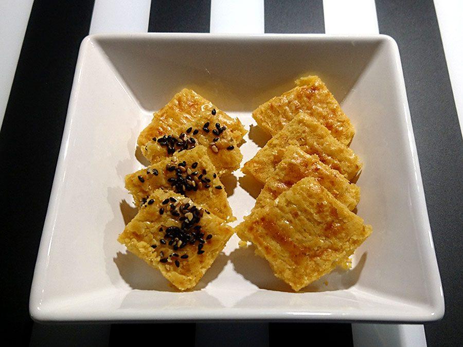 Karins köstliche Käseplätzchen