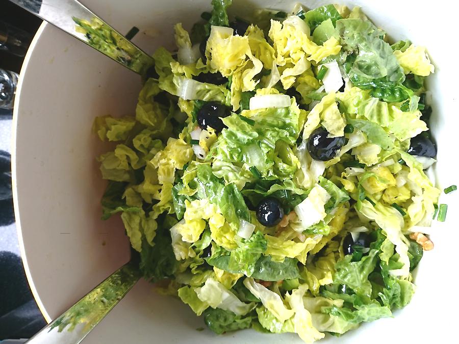 Geliebte Salat-Saucen